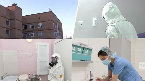 Tatarstanda koronavirus arqasında uqular tuqtatılğan | TRT  Tatarça