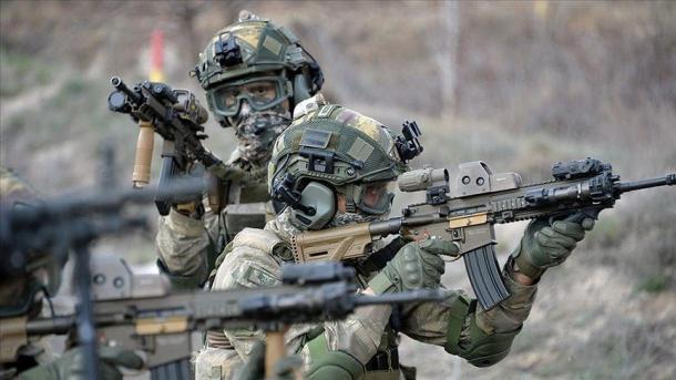 Operacionet antiterror: Neutralizohen 7 terroristë të PKK-së | TRT  Shqip