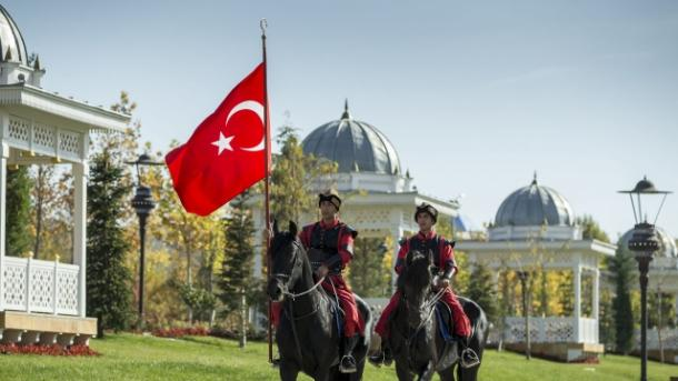 Is it about the approach to the Ottoman Empire?