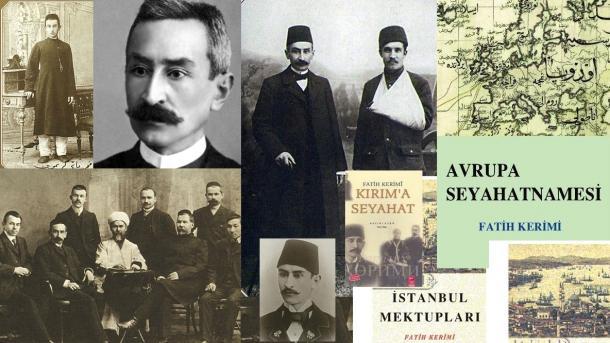 Фатыйх Кәриминең сәяхәтче ягы / Fatıyx Kärimineñ säyäxätçe yağı   TRT  Tatarça