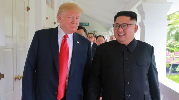 Kim Jong-un: Na shirya tsaf domin sake ganawa da Trump