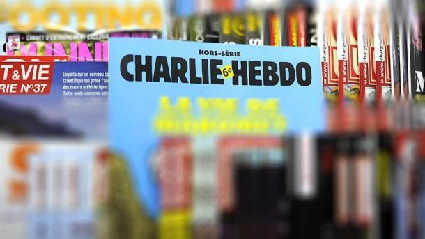 """Valë dënimesh nga Turqia për karikaturat imorale të """"Charlie Hebdo"""" në Francë   TRT  Shqip"""