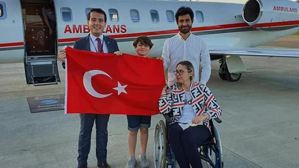 Turqia vihet në veprim për shtetasen e saj në Oslo | TRT  Shqip
