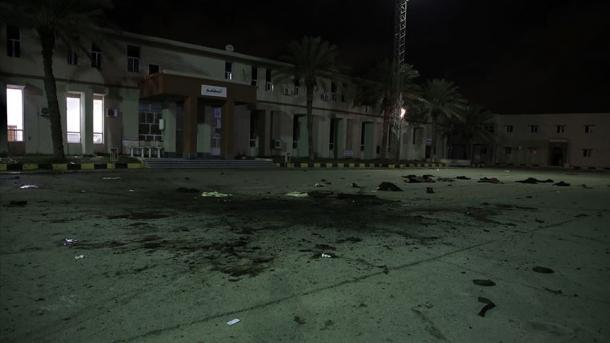 Dokumentohet përgjegjësia e EBA-së në masakrën ndaj akademisë ushtarake në Libi | TRT  Shqip