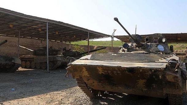 Ushtria e Azerbajxhanit avancon në drejtim të Agdere, Agdam, Khojavend dhe Gubadli | TRT  Shqip
