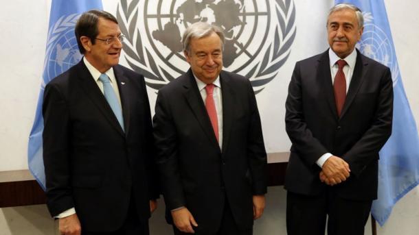L'impasse diplomatique à Chypre (étude)