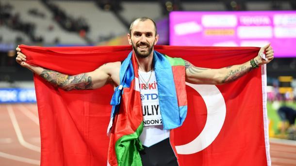 LUDNICA U TURSKOJ :Gulijev naslijedio Bolda na 200 metara i osvojio zlatnu medalju POGLEDAJTE VIDEO