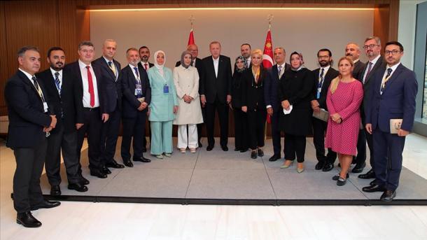 Presidenti Erdogan: Ecuria (e marrëdhënieve me ShBA-në) nuk është ogur i mirë | TRT  Shqip