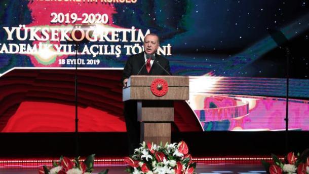 """Presidenti Erdogan jep 2 javë kohë për """"zonën e sigurt"""" në Siri   TRT  Shqip"""