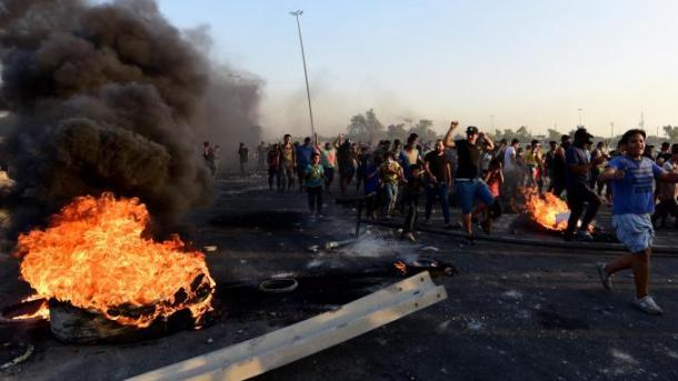 آخرین وضعیت در عراق چگونه است؟