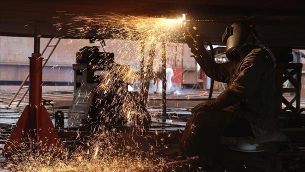 Turqi - Indeksi i prodhimit industrial në mars 2021 u rrit me 16,6% | TRT  Shqip