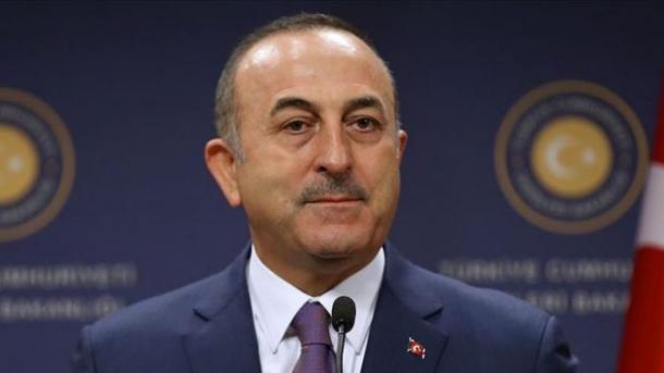 Çavusoglu: Jemi të vendosur për të spastruar veriun e Sirisë nga terrori | TRT  Shqip
