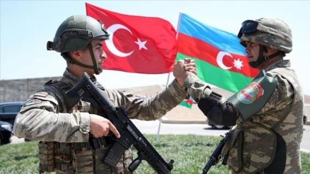 Turqia do të trajnojë ushtrinë azerbajxhanase për asgjësimin e mjeteve shpërthyese të improvizuara | TRT  Shqip