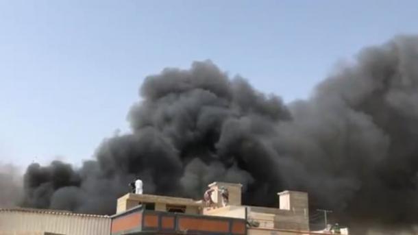 Pakistan – Rrëzohet një avion pasagjerësh i PIA-s me 107 persona në bord | TRT  Shqip