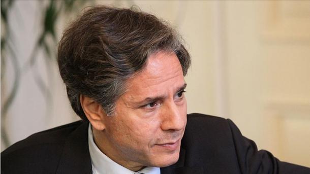 Blinken: Në Afganistan nuk do të ketë më luftë civile | TRT  Shqip