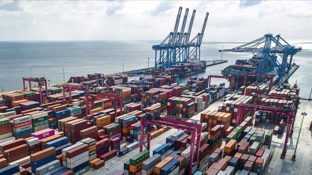Rriten me 58% eksportet turke në Libi | TRT  Shqip