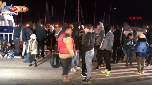 Fahrettin Altun: Greqia i trajton në mënyrë të tmerrshme refugjatët | TRT  Shqip