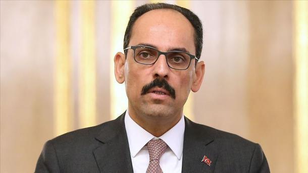 Zëdhënësi i Presidencës vlerëson për BBC dhe TRT World vendimin për hapje për falje të Shën-Sofisë | TRT  Shqip