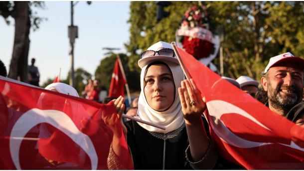 15 Korriku – Dita e Demokracisë dhe Unitetit Kombëtar | TRT  Shqip