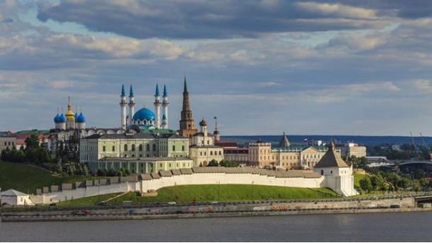 Tatarstan turistlar öçen yabılmadı | TRT  Tatarça