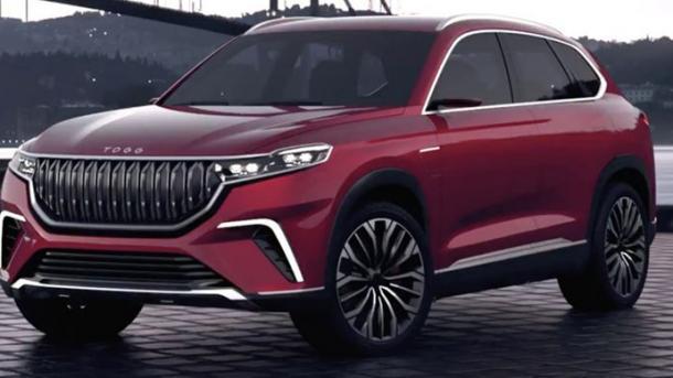Kina regjistron modelet e makinës së parë turke TOGG   TRT  Shqip