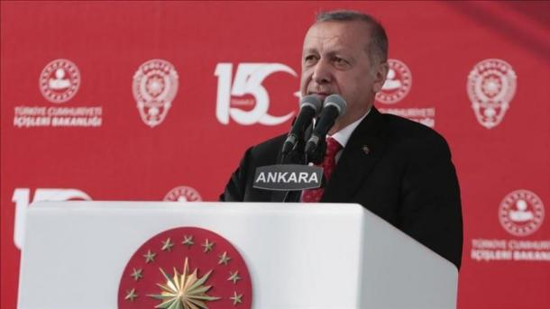 Erdogan: Asnjë fuqi s'do të tentojë më kurrë diçka të ngjashme me 15 Korrikun | TRT  Shqip