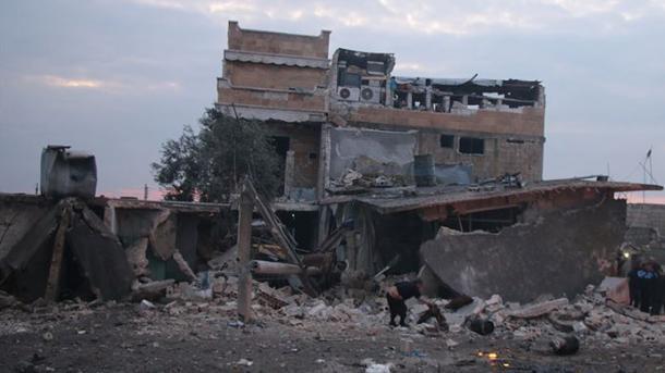 Zona e Çtensionimit në Idlib – Në sulmet e regjimit vriten 3 civilë | TRT  Shqip