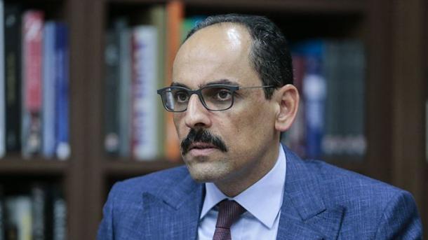 Kalin: Turqia është kundër ndarjes së Libisë   TRT  Shqip