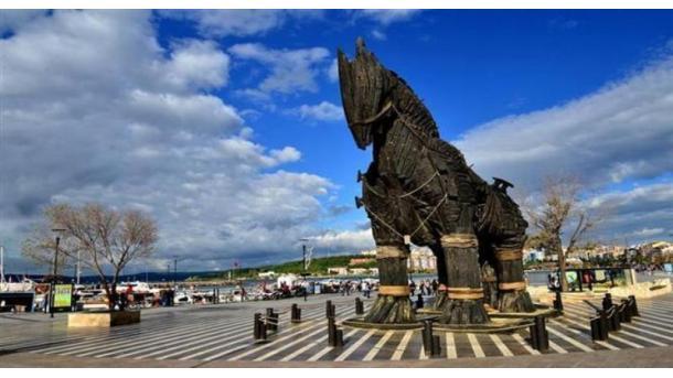 Troja, një udhëtim epiko-mitik në veriperëndim të Turqisë   TRT  Shqip