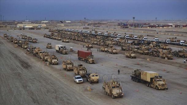 Iraku kërkon formimin e një mekanizmi për tërheqjen e trupave amerikane | TRT  Shqip