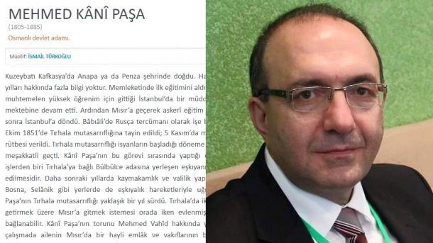 Mäxmät Qani paşa | TRT  Tatarça
