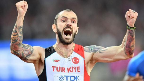 Athletisme Competitions Internationales Record Turc Des Medailles