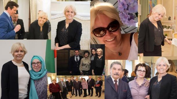 Näslixan Arul Aqsoy   TRT  Tatarça