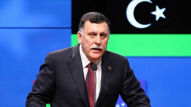 Sarraj i kërkon GjND-së të dërgojë ekip prokurorësh në Libi   TRT  Shqip