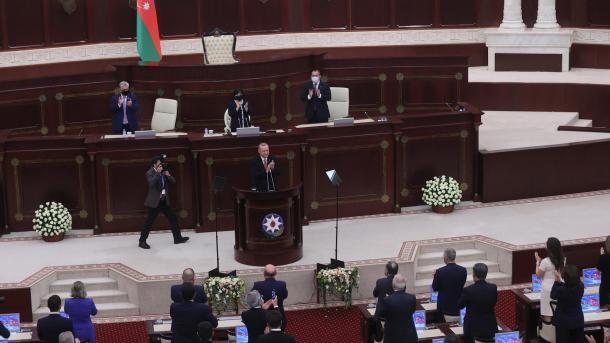 Erdogan: Turqia do të jetë gjithmonë pranë Azerbajxhanit me të gjitha mundësitë e saj   TRT  Shqip