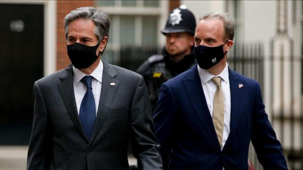 ٹی آر ٹی اردو - جی۔7 وزرائے خارجہ کا اجلاس  لندن میں جاری،اہم امور پر تبادلہ خیال thumbnail