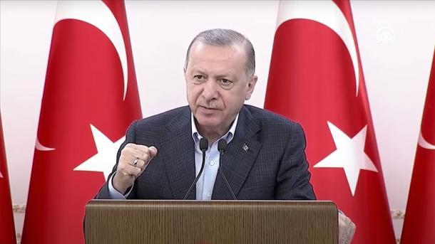 """Erdogan i bën thirrje botës të """"ndalojë Izraelin""""   TRT  Shqip"""