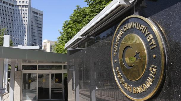 Turqia i jep përgjigje diplomatike titullit ofendues të gazetës greke | TRT  Shqip