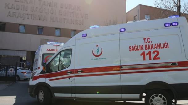 Ирански самолет кацна спешно в Анкара поради съмнение за коронавирус в пътниците... | TRT  Български