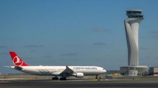 Aeroportet e Stambollit, numri i pasagjerë rreth 70 milionë   TRT  Shqip