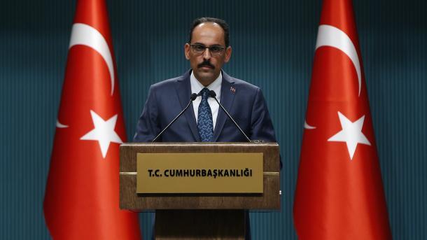 Kalin: Turska nije na strani ekonomskog rata, ali nezamislivo je da ne reaguje na napade