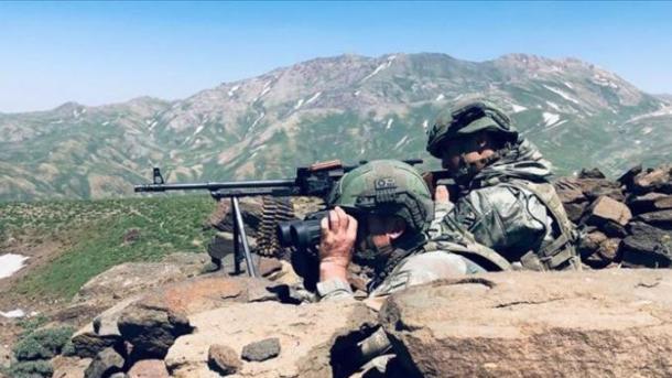 Vazhdon shpërbërja e organizatës separatiste terroriste PKK | TRT  Shqip