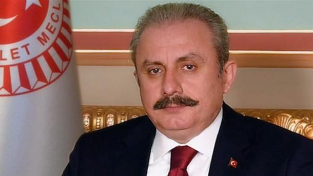 Kryeparlamentari turk, Sentop: Armenia është një problem global | TRT  Shqip