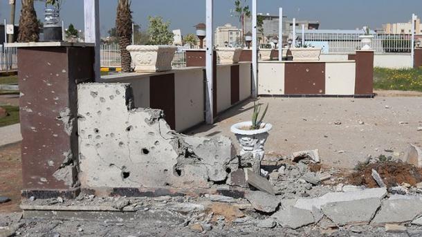 Milicët e Haftarit godasin një shkollë në Tripoli | TRT  Shqip