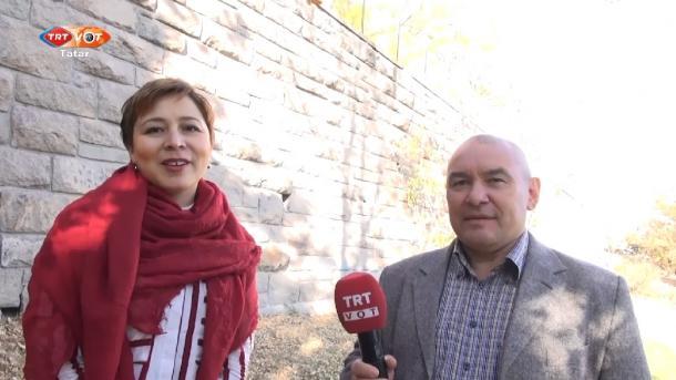 Törkiyä arxivlarında tatar yazmışı | TRT  Tatarça