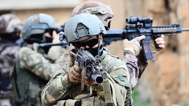 Forcat turke të sigurisë neutralizojnë 6 terroristë të PKK-së në juglindje të vendit | TRT  Shqip