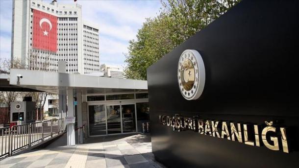 Turqia dënon vendimet e Këshillit të Punëve të Jashtme të BE-së | TRT  Shqip