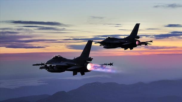 Forcat e Armatosura të Turqisë shkatërrojnë 40 objektiva terroriste në veri të Irakut   TRT  Shqip