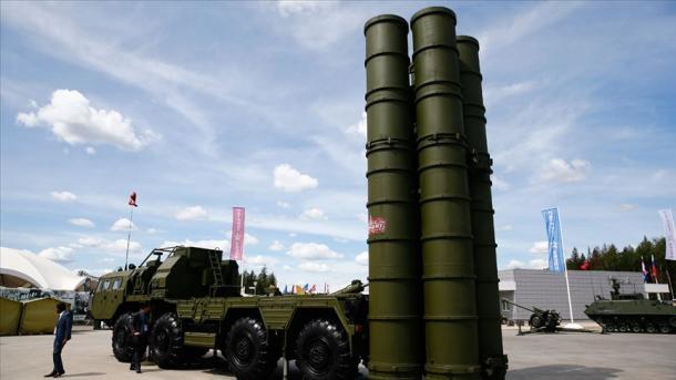 Turqi: Fillon dorëzimi i sistemeve S-400   TRT  Shqip