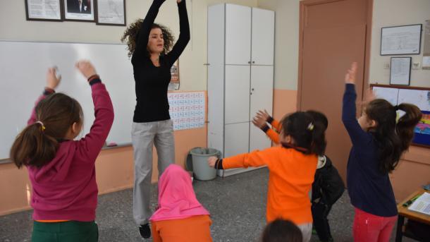 24 Nëntori, Dita e Mësuesit në Turqi | TRT  Shqip